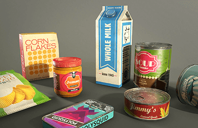 survival_food_pack_3d_models_polysquid_studios