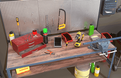 Garage_Workbench_3d_models_asset_store_unreal_market